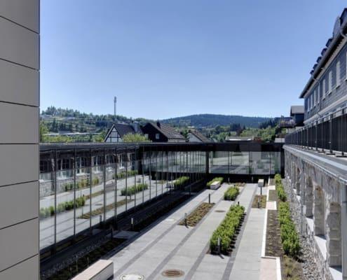 VSI lnnenhofgestaltung Winterberg KBS